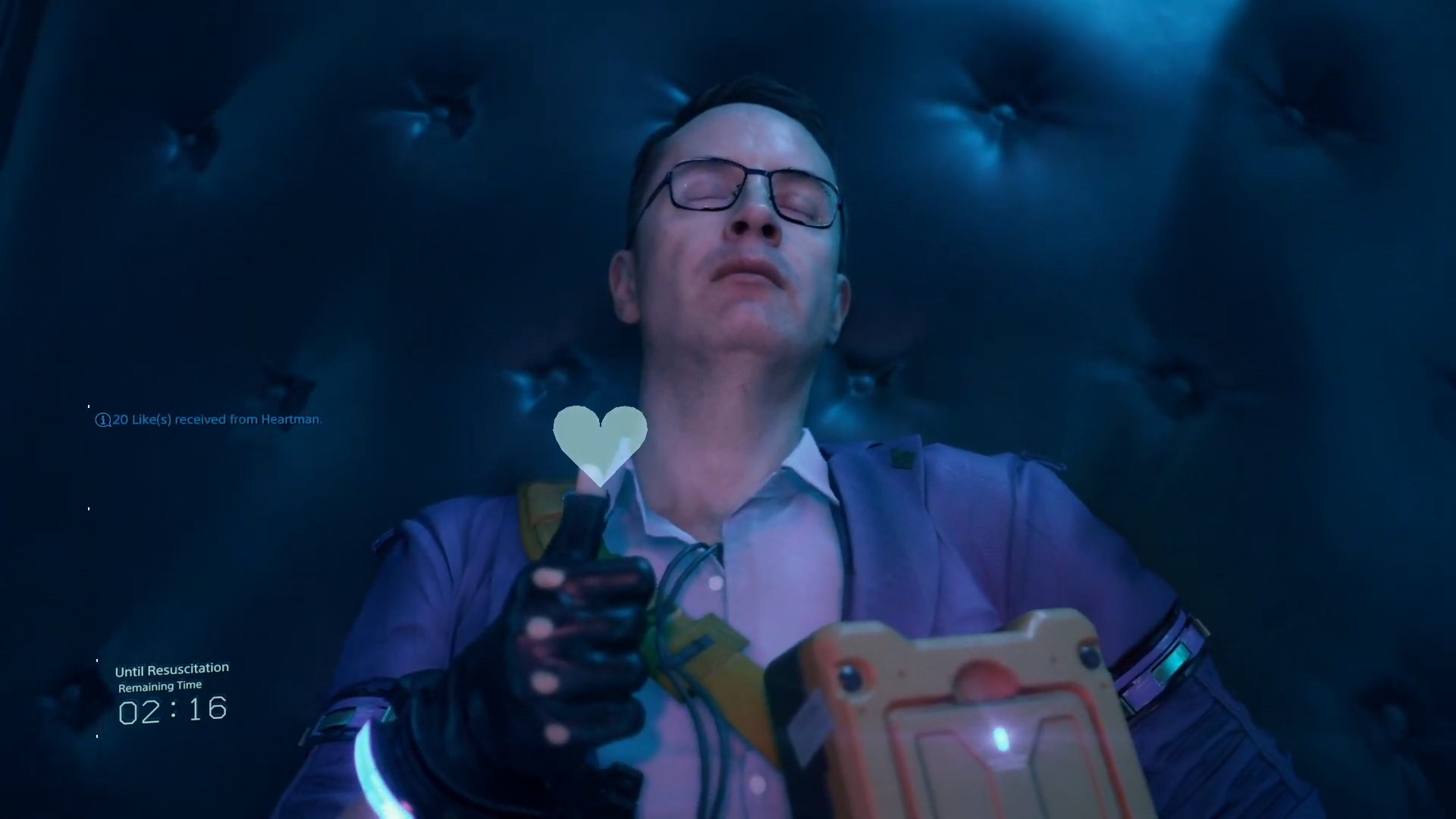 Death Stranding Review bomb