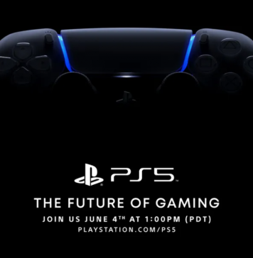 PS5 reveal date playstation 5 event