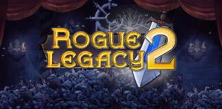 rogue legacy 2 trailer