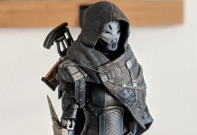 Destiny 2 beyond light stranger statue numskull designs